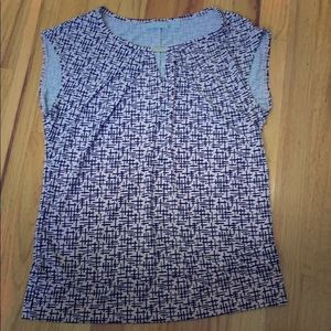 Stretchy work blouse